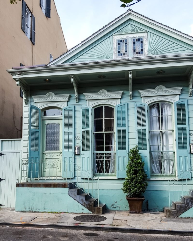 New Orleans house | Mini Adventures