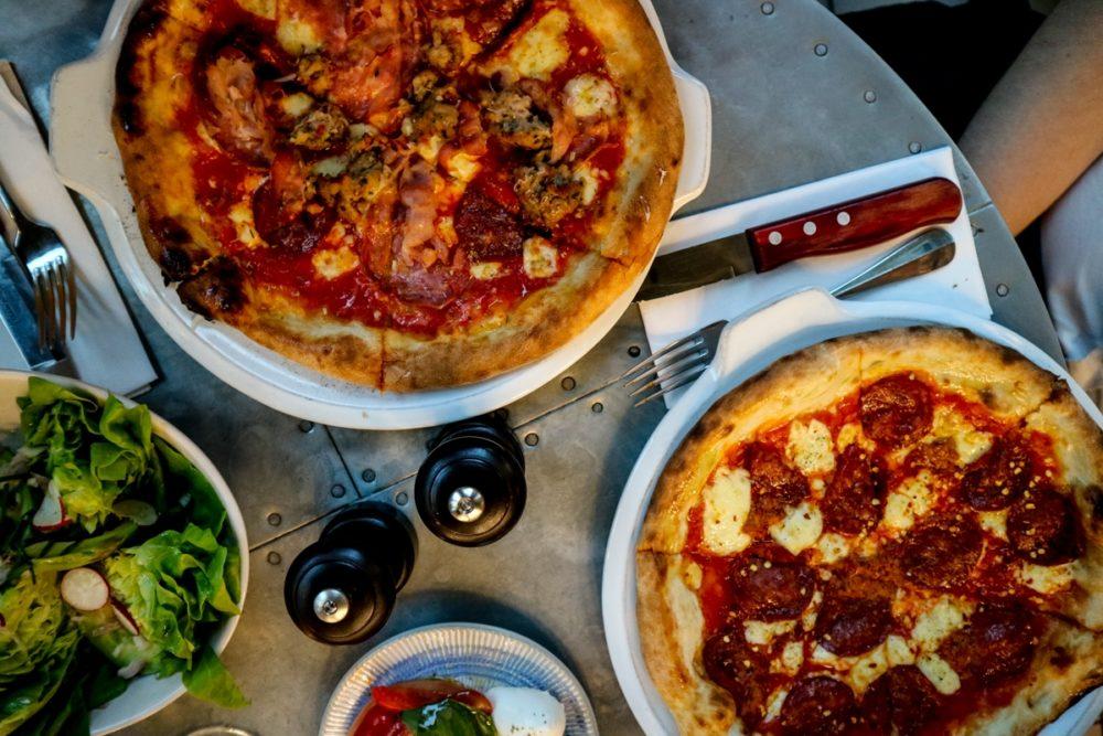 Pizza at Jamie's Pizzeria, Victoria   Mini Adventures Travel Blog