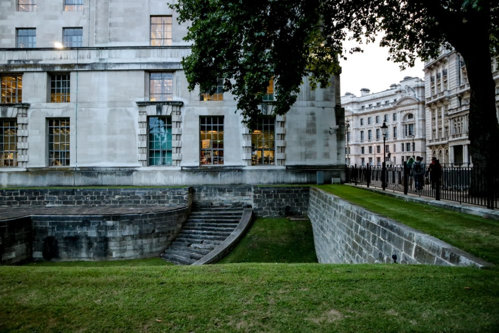 Discovering Whitehall's 'Lost Palace'