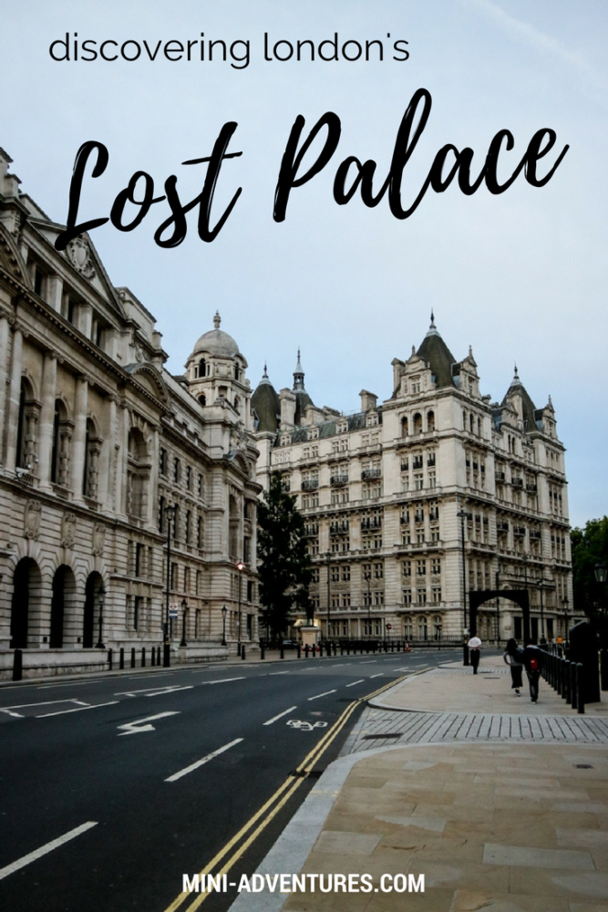 A walking tour of London's Lost Palace | Historic Palaces | London walking tours | Audio tours | Whitehall | Travel blogger | Things to do | City break