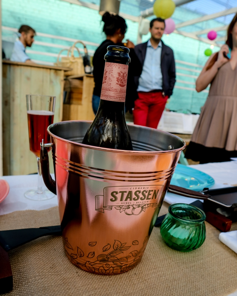 Strassen Cidre at Neverland London