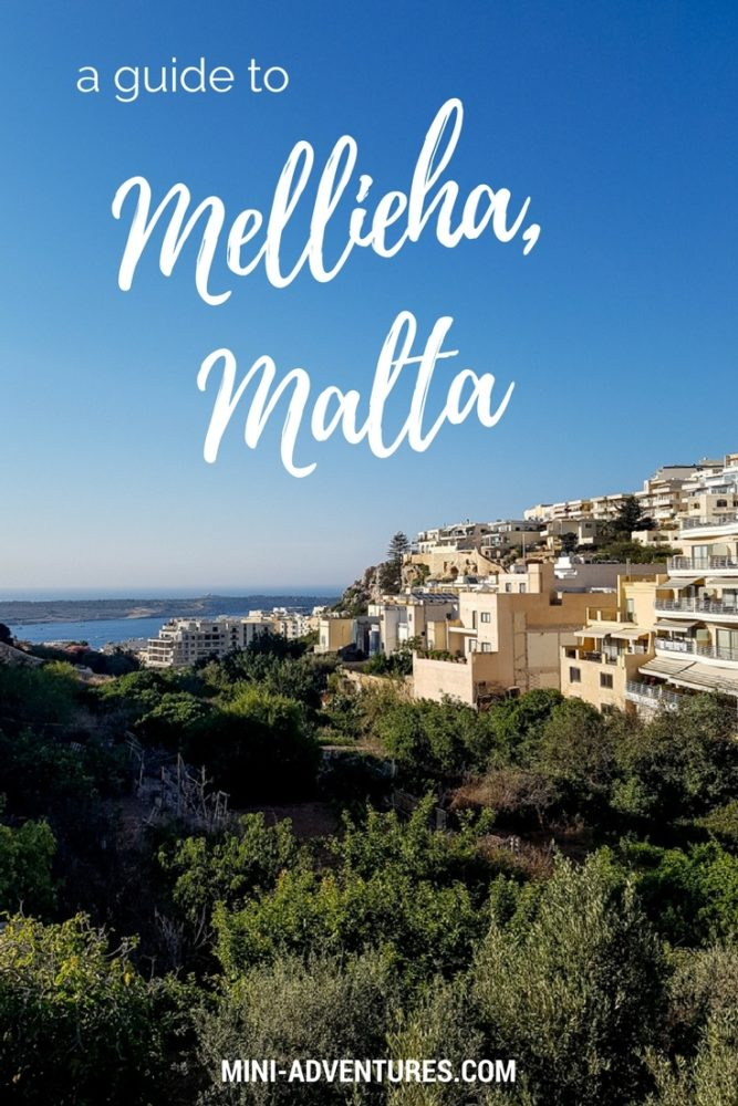 Why stay in Mellieha, Malta? | Area guide | Malta holidays | Sea views | Mellieha Bay | Hotel review | European travel | Travel blog review