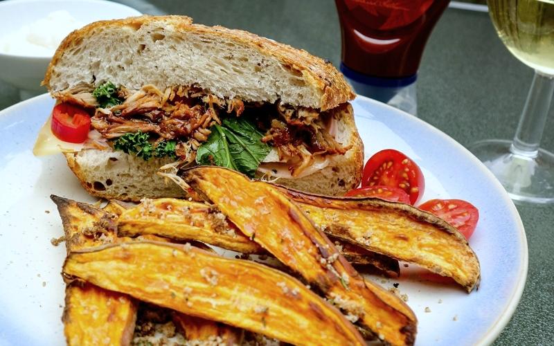 Hellmann's x Quiqup: The Epic 'El Cubano' Sandwich