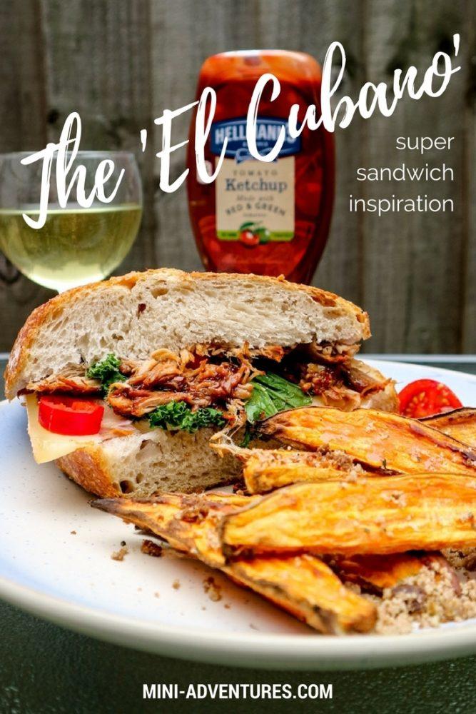 RECIPE: El Cubano Sandwich | Sandwich recipe | Cuban sandwich | Easy lunch ideas | Tasty lunch ideas | Summer meals