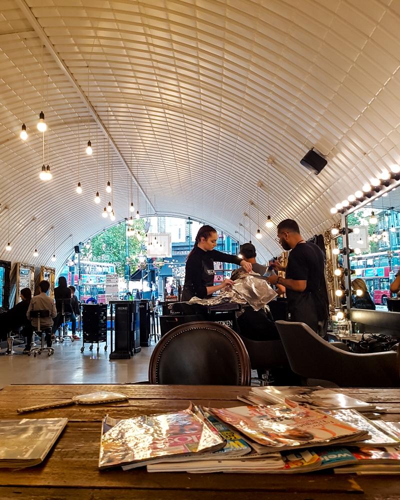 Live True London hair salon