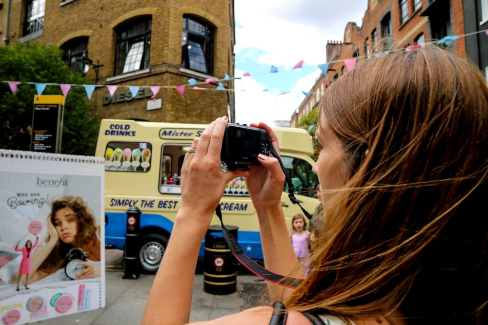 The best places to take photos in central London | Mini