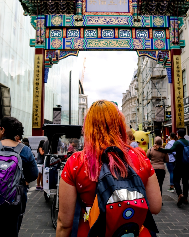 Chinatown London | Mini Adventures