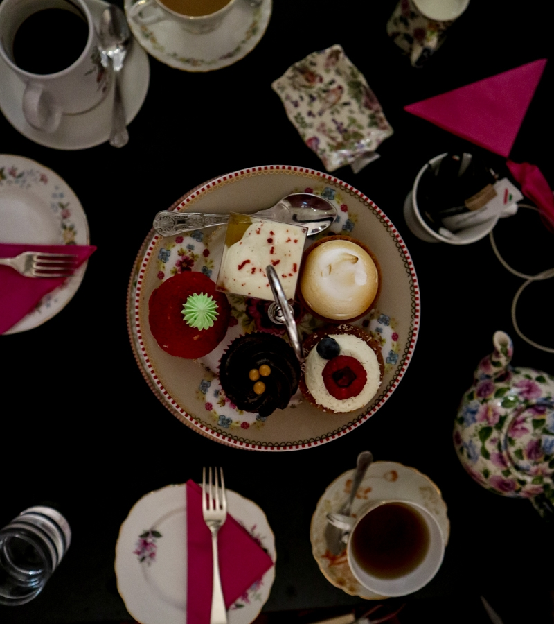 Brigit's Bakery Afternoon Tea | Mini Adventures