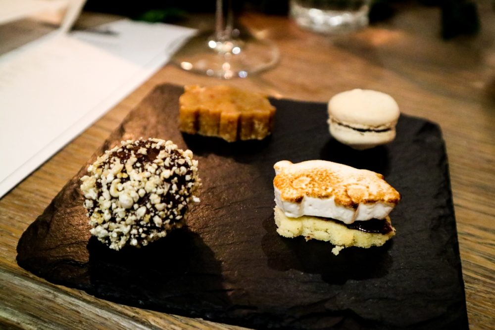 Sweet treats at The Orange, London