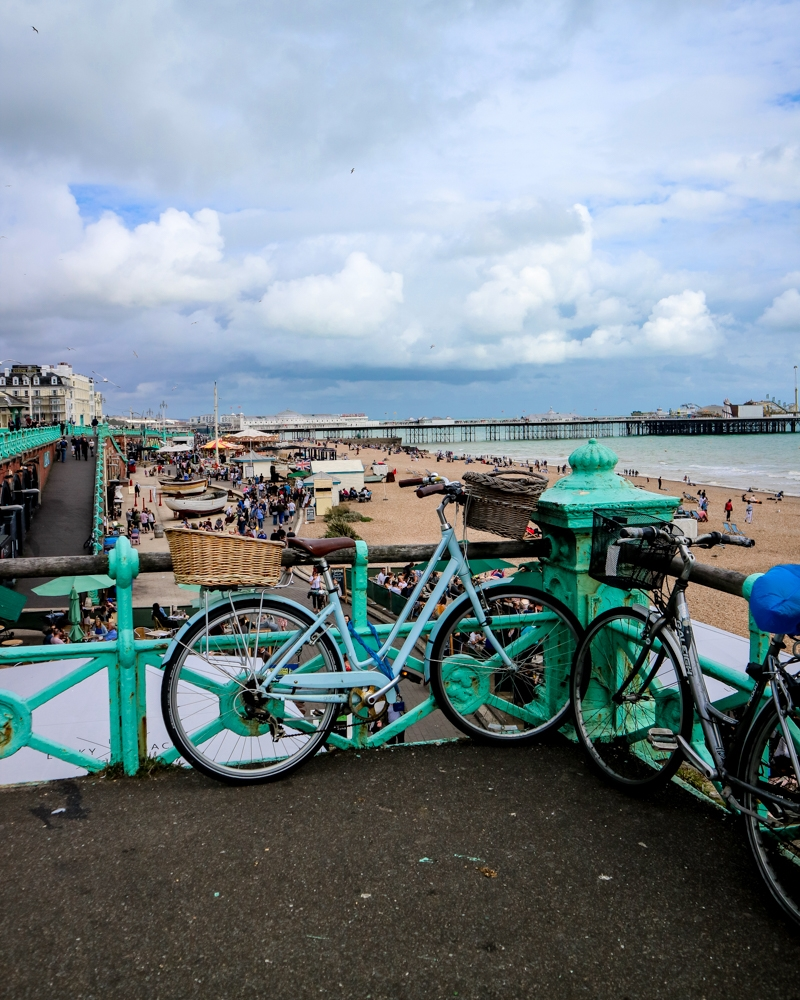 Shops by the seaside | A weekend in Brighton | Mini Adventures