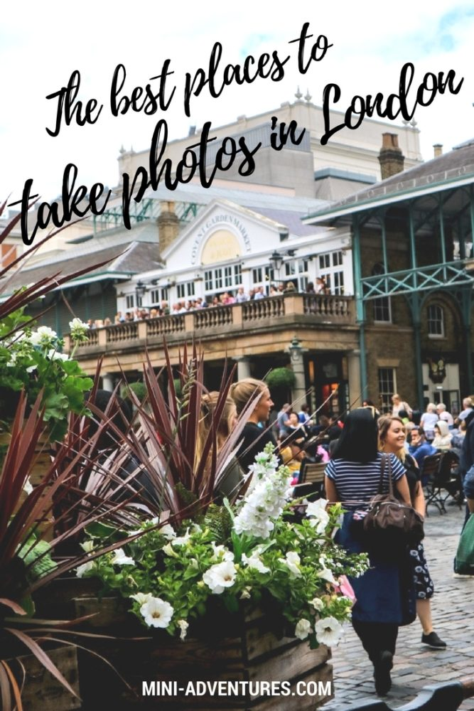 Where to take photos in Central London | Covent Garden | Chinatown | Neal's Yard | Photography tips | London visitor guide | Travel blog | Street photography