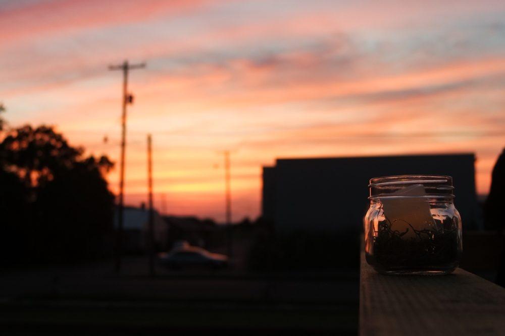 Sunset in Natchez