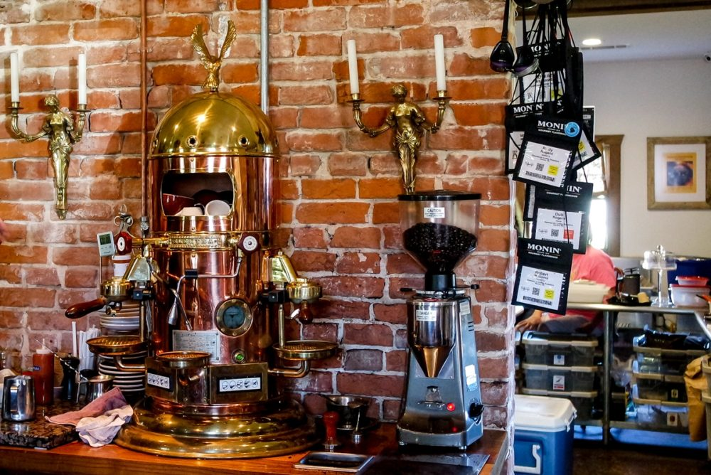 Things to do in Natchez: Steampunk Coffee Shop in Natchez