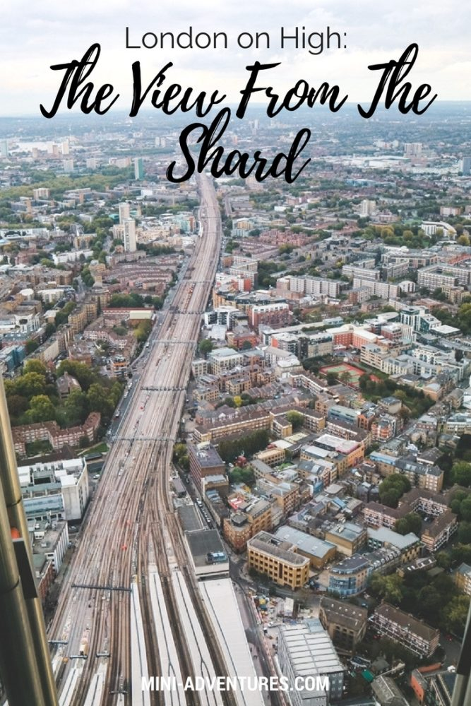 The View From The Shard | Things to do in London | London skyline views | London's best attractions | UK travel tips | Virtual reality experiences