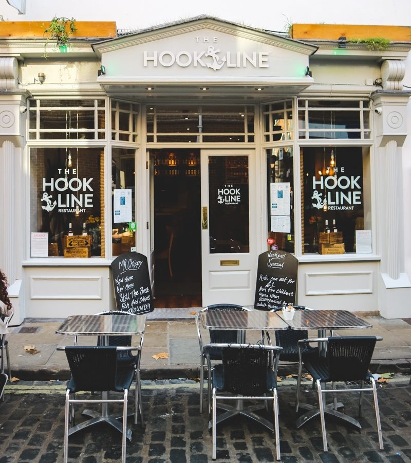Hook & Line (& Sinker): Fish & Chips in York