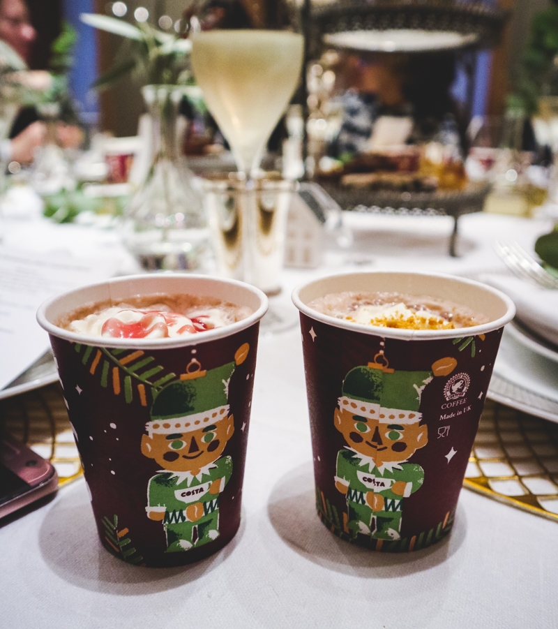 What to order at Costa this Christmas: Costa Christmas Drinks