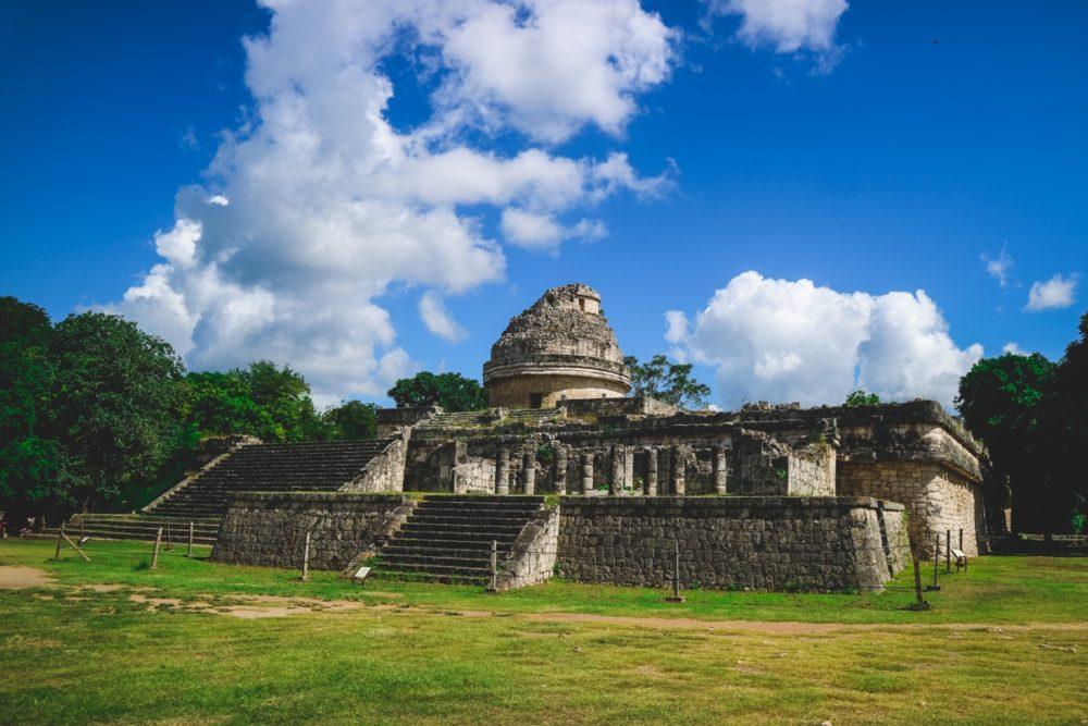 Mayan ruins in Mexico - Chichen Itza
