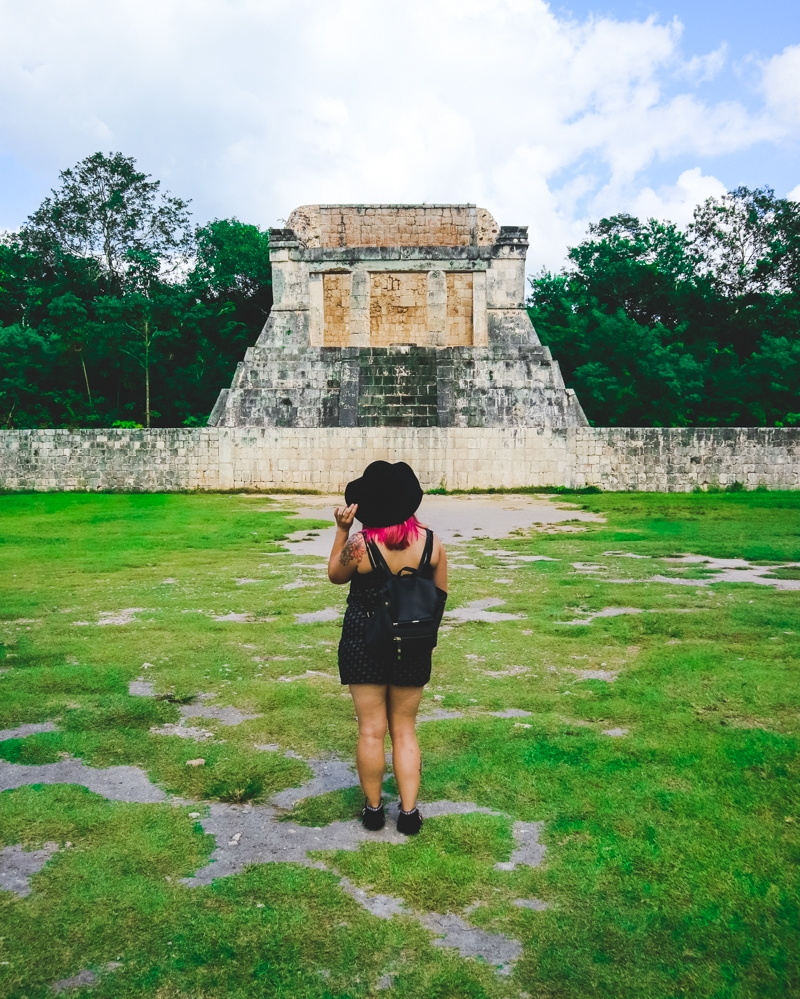 Four Mayan ruin sites to visit in South Mexico