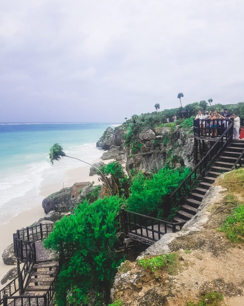 Mayan ruins in Mexico - Tulum