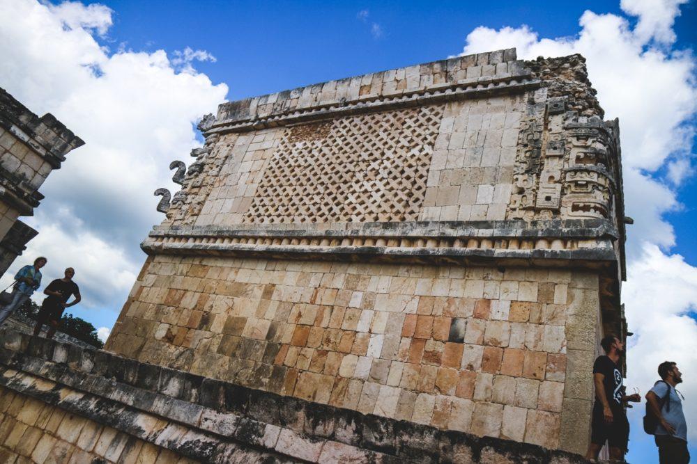 Mayan ruins in Mexico - Uxmal