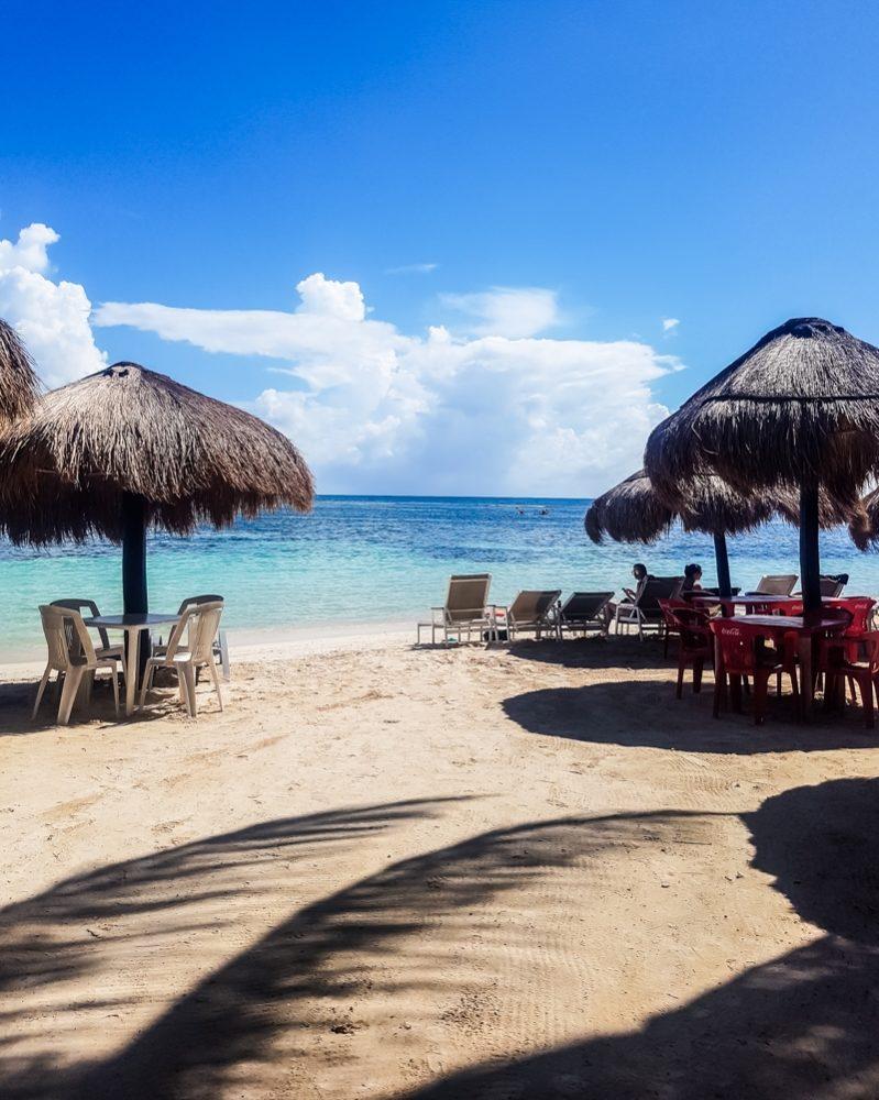 Majahaul beach, Mexico