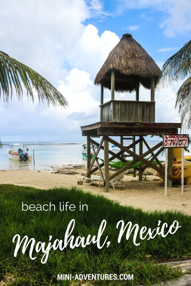 What to do in Majahaul, Mexico | Mexico seaside town | Beaches in Mexico | Snorkelling | Beach holidays | Central America travel | Group travel