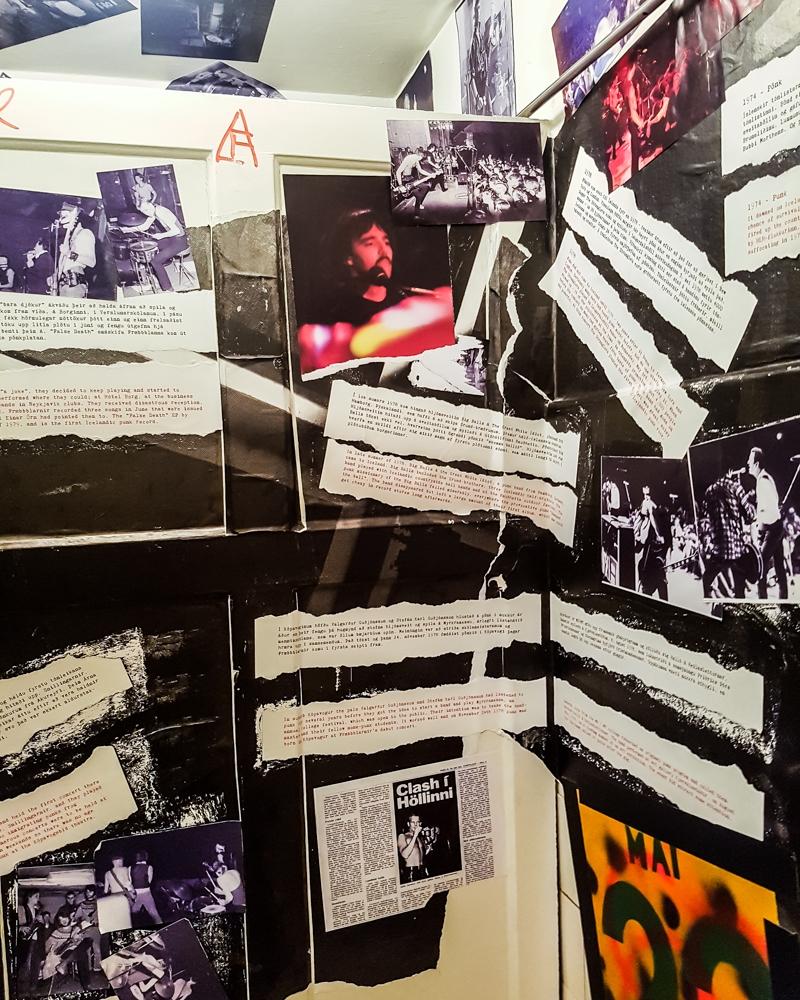 The Icelandic Punk Museum, Reykjavik
