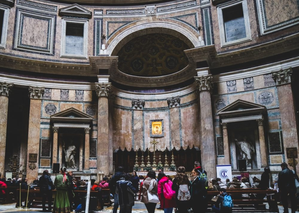 Five Essential Sights to see in Rome: The Pantheon
