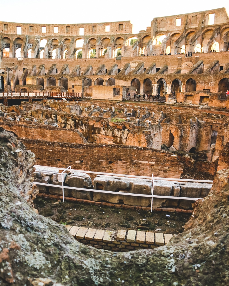 Five Essential Sights to see in Rome: The Collosseum
