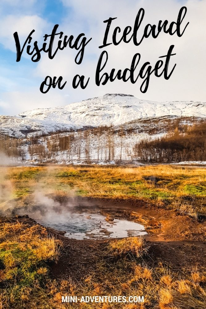 "When I told people I was going to Iceland in January, the most common reaction was pretty much OMG THAT'S AMAZING. The second most common comment? ""Isn't it super expensive?"" Well, it kinda is - but this post is about showing you how you can still travel Iceland on a budget!"