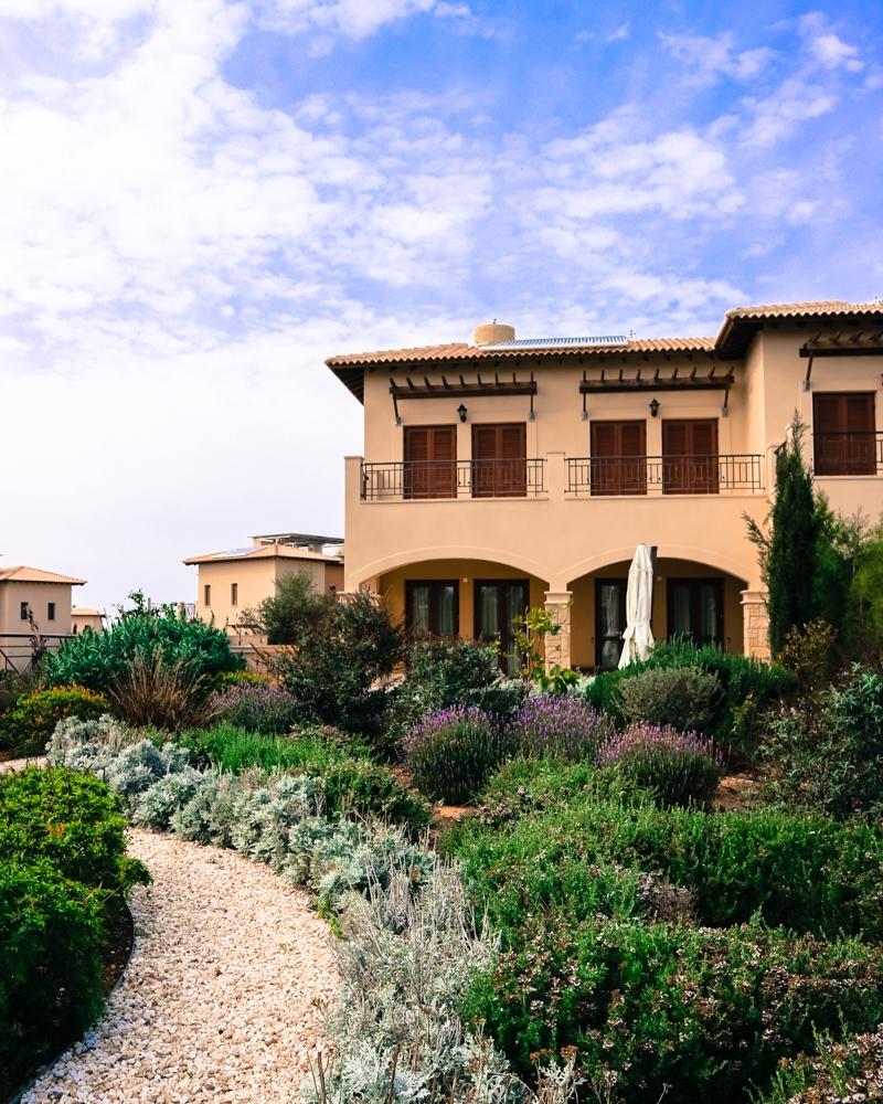 Villa at Aphrodite Hills, Cyprus
