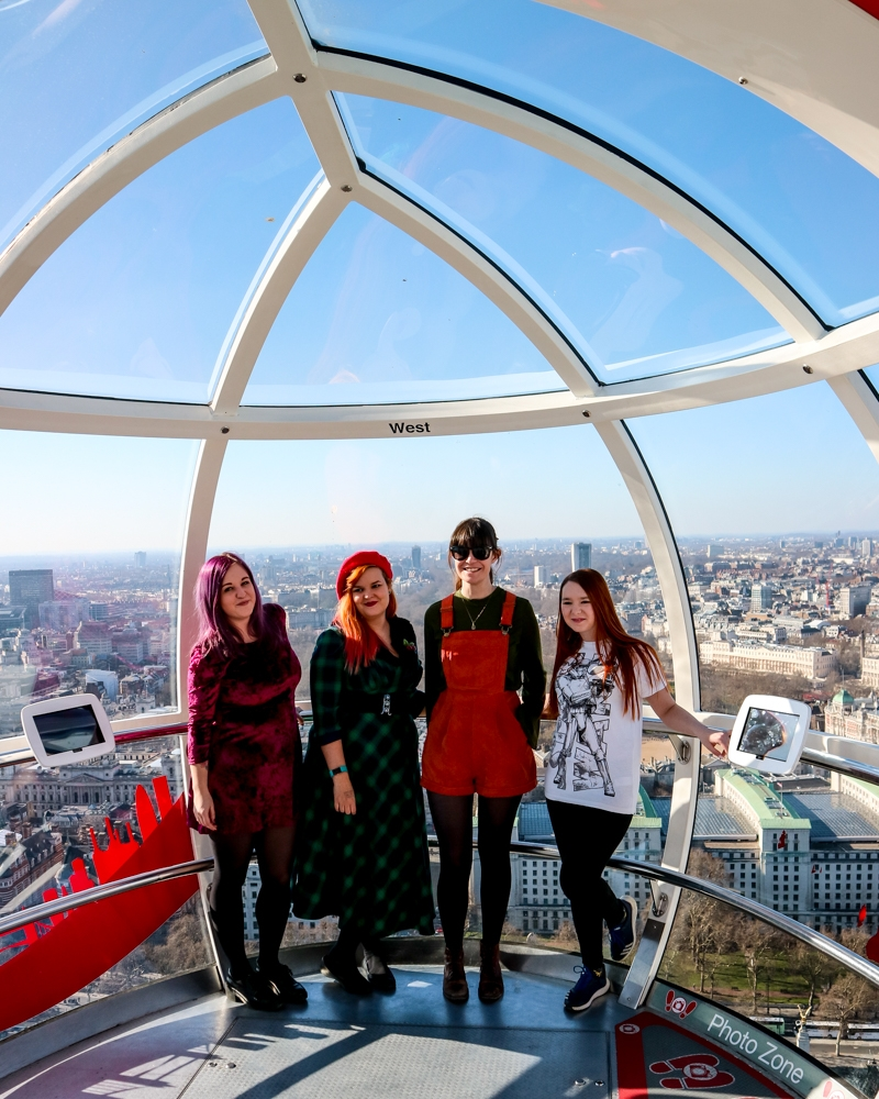 7 Facts About The London Eye