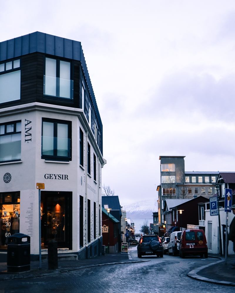 Streets of Reykjavik, Iceland | Pictures of Iceland in Winter #iceland #winterphotography #europe #nordiccountries #kinfolk