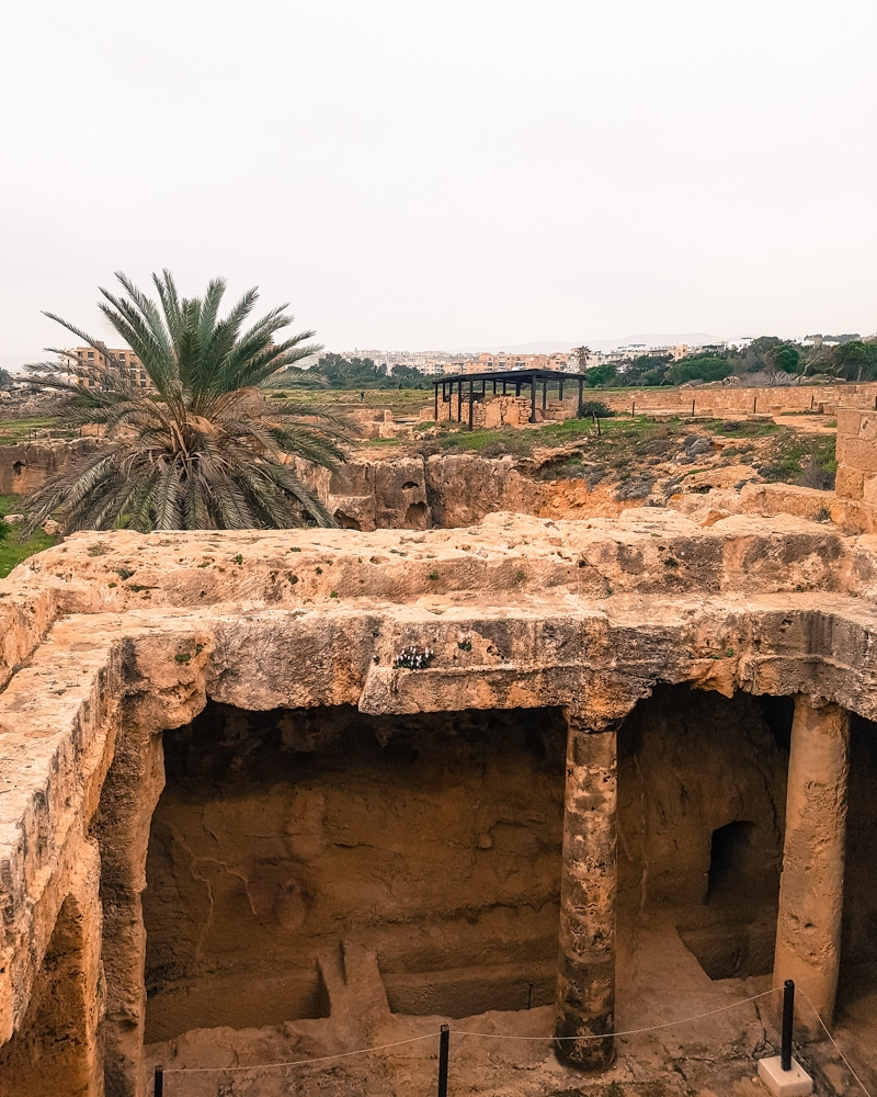 Tombs of Kings, Paphos