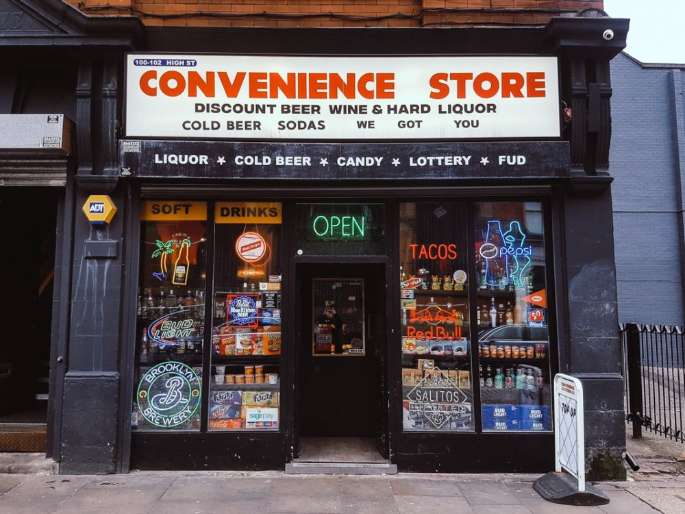 Convenience Store Bar, Manchester