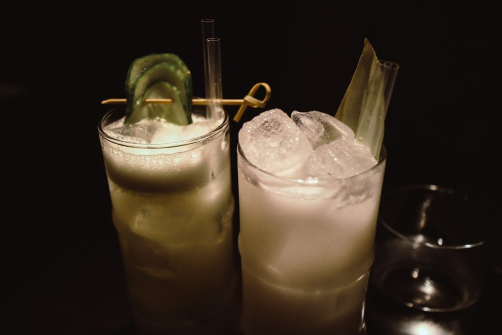 Cocktails from the Taste of Hakkasan Menu: Affordable Michelin star dining in London