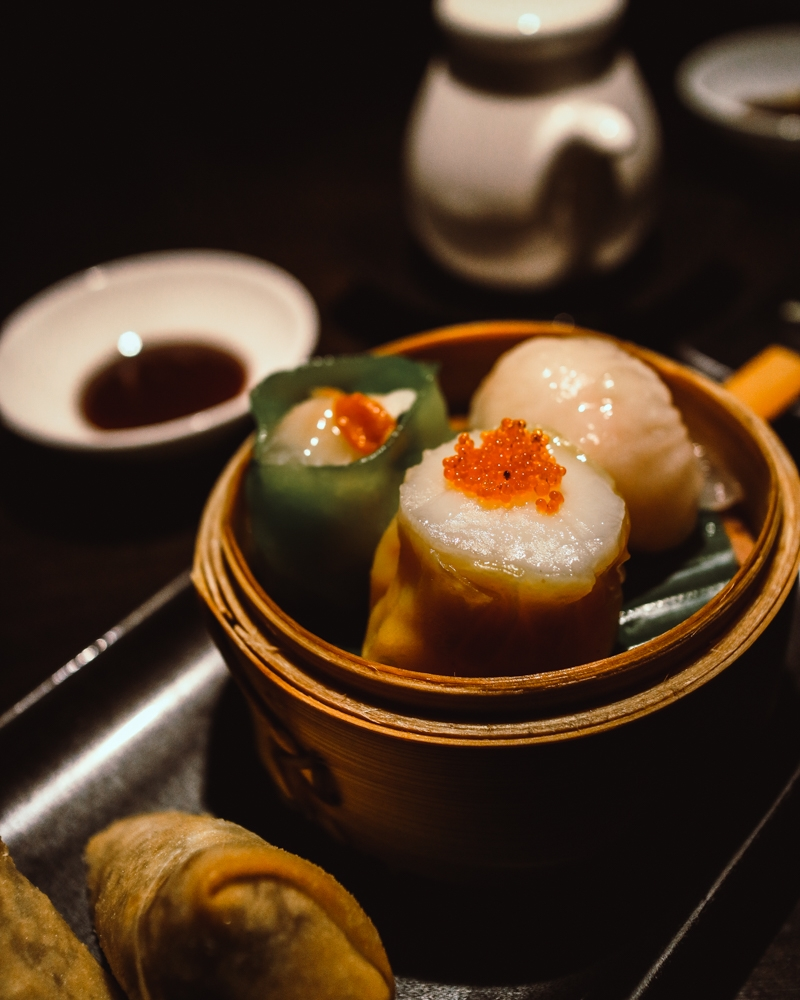 Hakkasan: A Michelin Star Chinese Meal For £38?