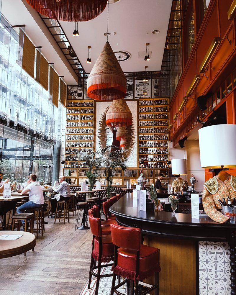Review | Ibérica Spanish Tapas Restaurant, Manchester