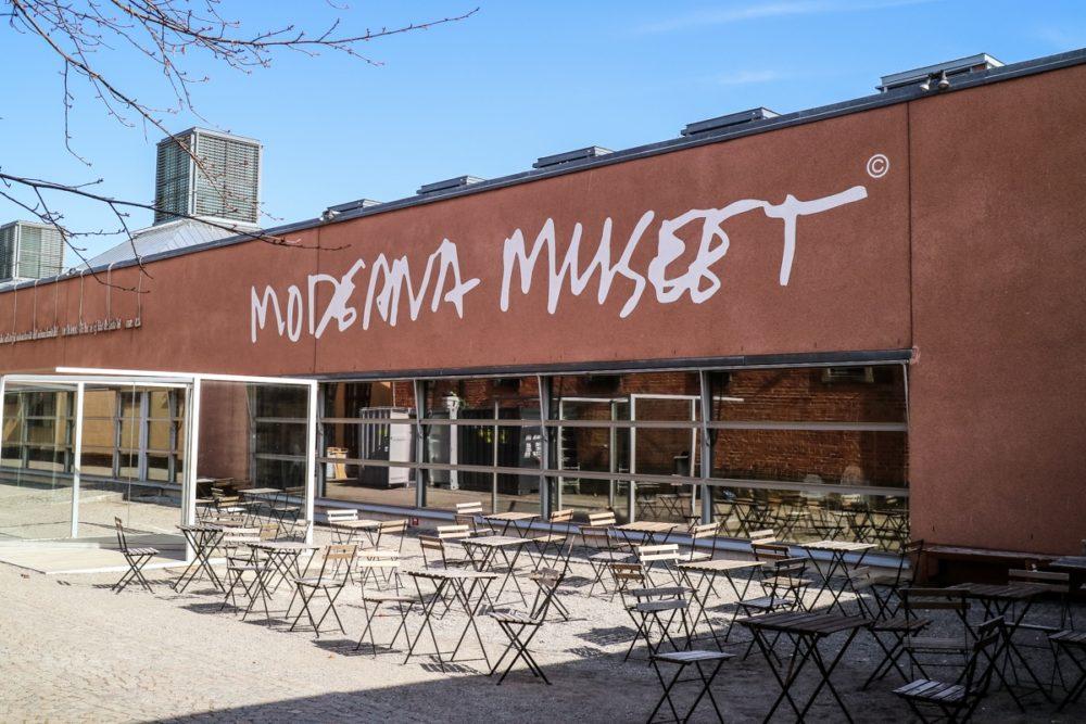 Stockholm Modern Art Museum building