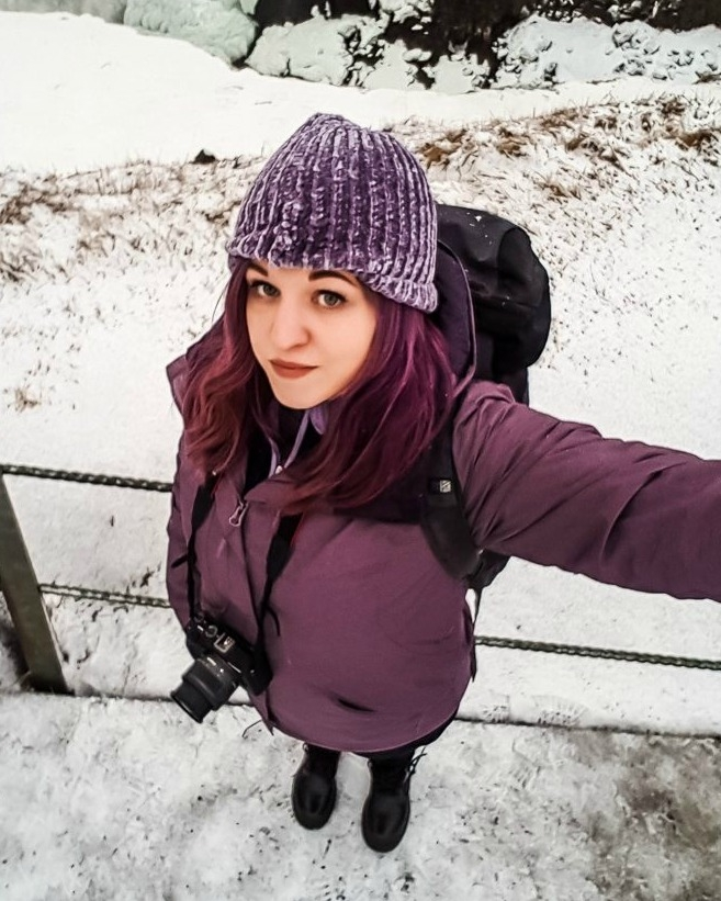 Solo female traveller in Iceland