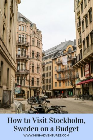 How to visit Stockholm, Sweden on a budget | Europe spending diary | Budget solo travel