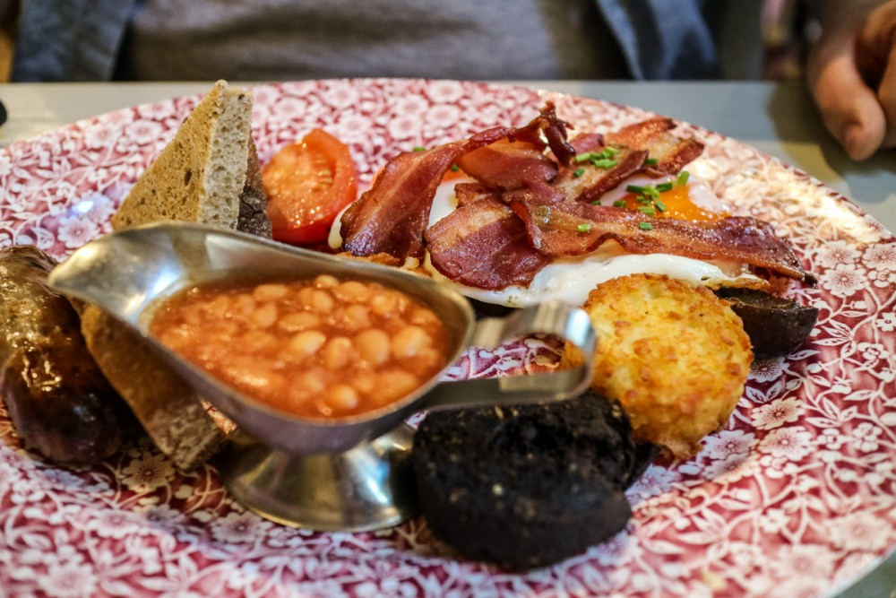 Review | Bill's Brunch at Bill's Covent Garden restaurant