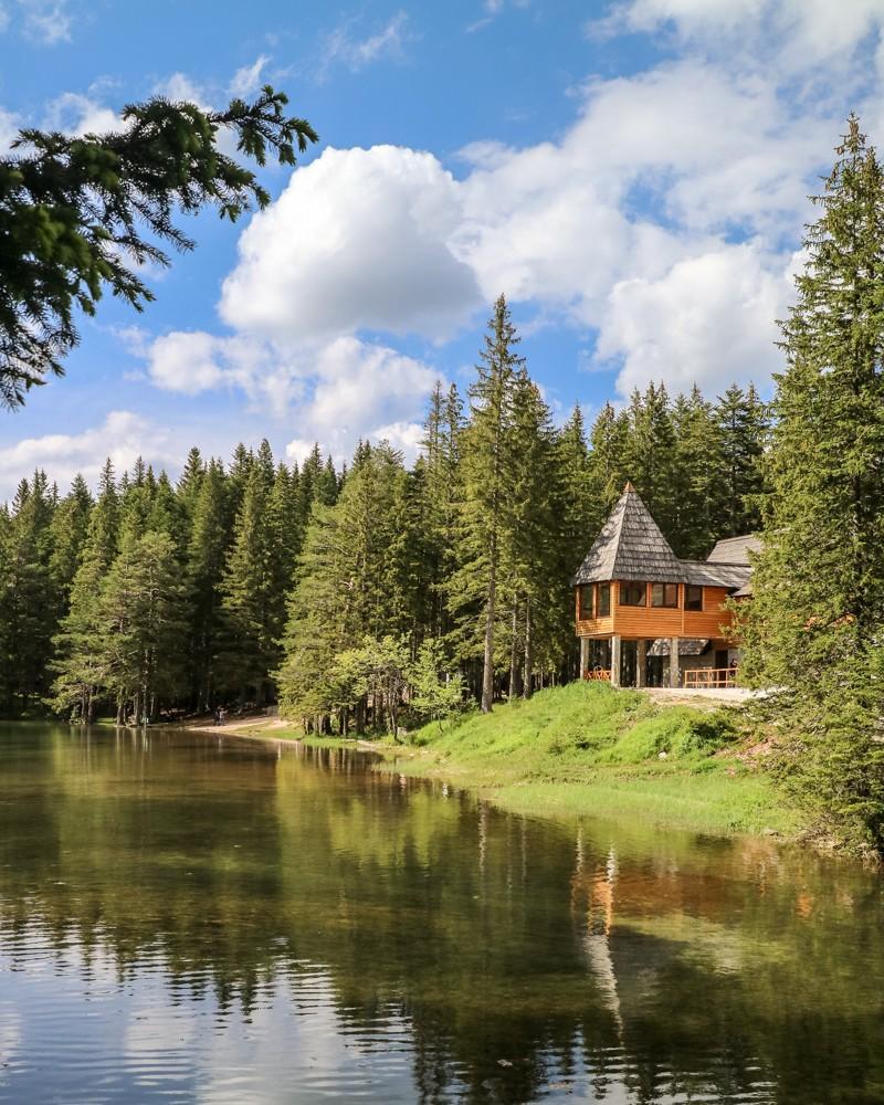 Black Lake, Durmitor National Park, Montenegro