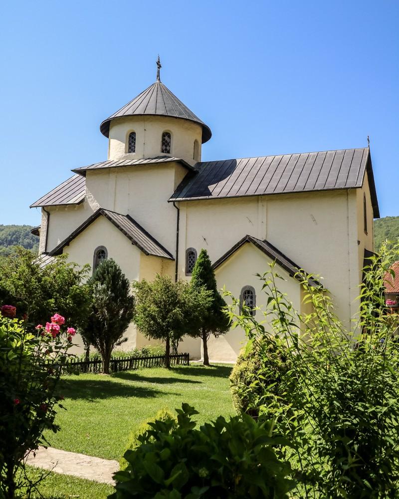 Moraca Monastery, Montenegro | Places to visit in Montenegro