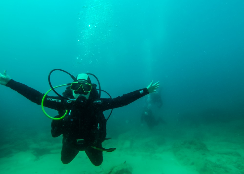 First time scuba diving: Tips and advice