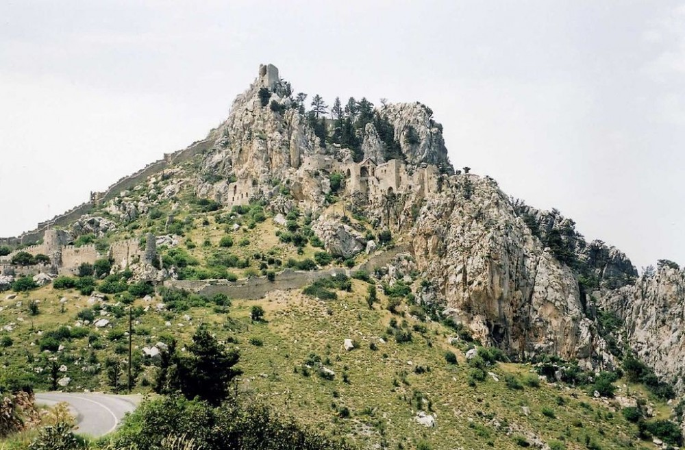 Saint Hilarion Castle, Cyprus | Things to do in Cyprus