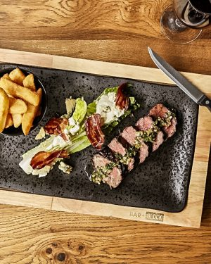 Review | Bar + Block Steakhouse, King's Cross
