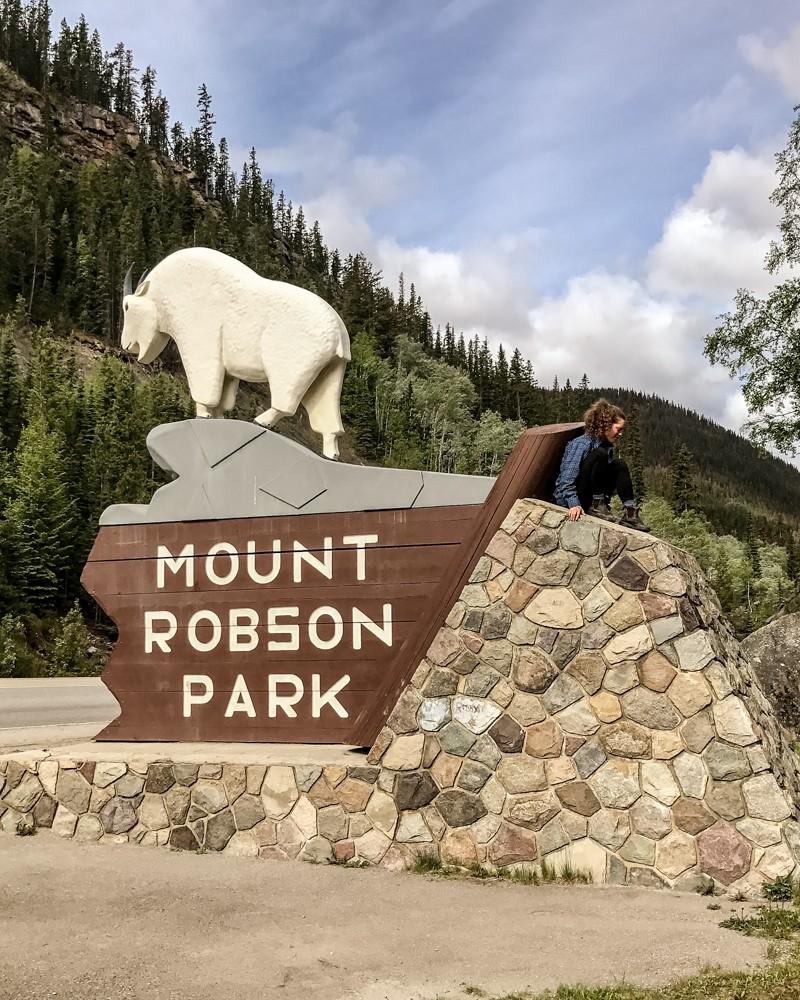 Mount Robson Park, Canada