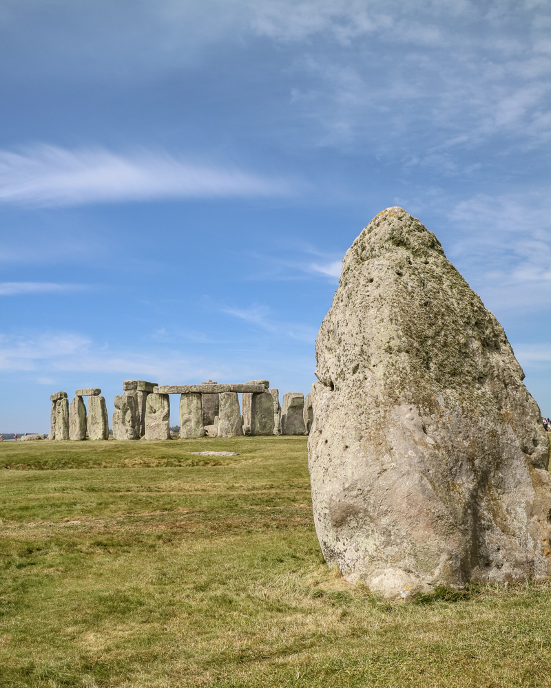 A day trip to Stonehenge, England