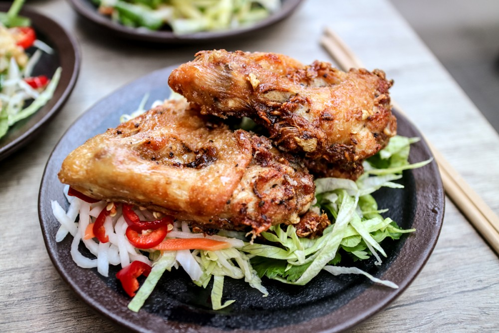 Honey Chicken Wings at Viet Eat Vietnamese Restaurant, London | Review
